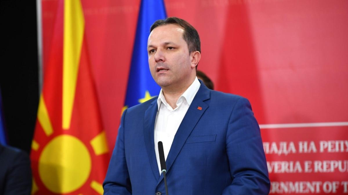 Северная Македония: премьер-министр и трое членов правительства находятся в самоизоляции