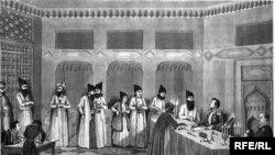 1828-ci il fevralın 10-da imzalanan «Türkmənçay» müqaviləsi 16 maddədən ibarət dir