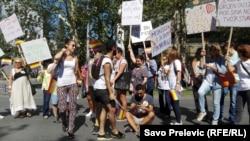 Učesnici Parade ponosa, 23. septembar 2017.