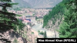 Picturesque Kalam has abundant fresh water resources.