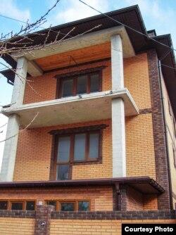 Дом в оползневой зоне