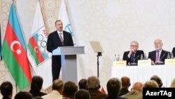 İki gün davam edəcək tədbirin rəsmi açılışına prezident İlham Əliyev də qatılıb.
