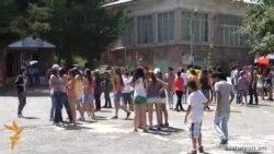 Սիրիահայ ճամբարականները առայժմ կմնան Հայաստանում