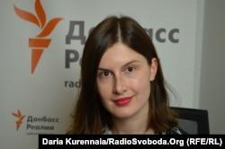 Надія Романенко, журналістка «Текстів»