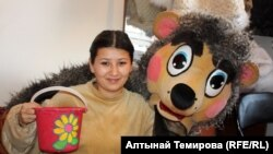 Актриса Гүлназ Кожомбердиева : Мен азыр кирпичечен-Дон болом.