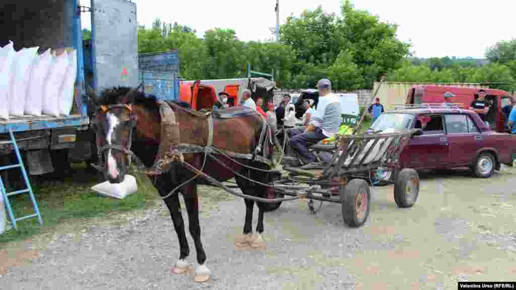 Moldova, Oameni și locuri din Ciuciuleni, raionul Hâncești, iulie 2020