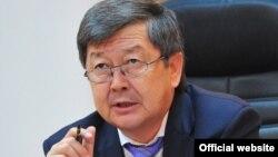 Глава правительства КР Жанторо Сатыбалдиев