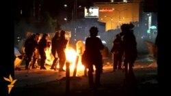 По нередите во Приштина ослободен Албин Курти