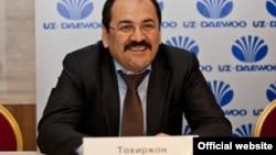 GM Uzbekistan собиқ бош директори Тоҳир Жалилов
