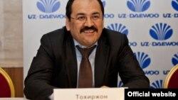 GM Uzbekistan sobiq bosh direktori Tohir Jalilov