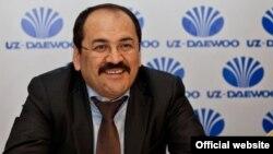 GM Uzbekistanконцернінің бас директоры Тохиржон Жалилов.