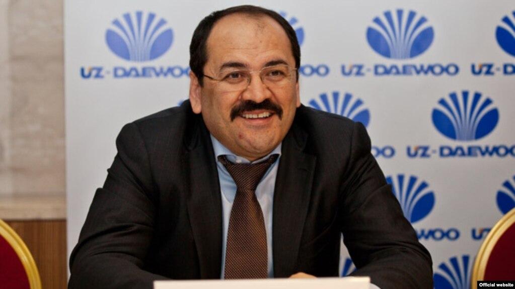 Ўзбекистон - GM Uzbekistan собиқ бош директори Тоҳир Жалилов
