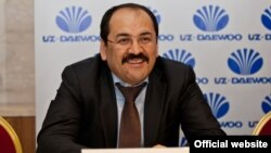 GM Uzbekistan General Director Tohirjon Jalilov