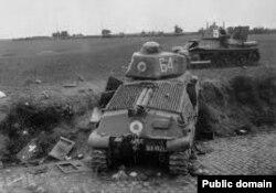 Французские танки Somua S 35