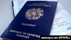 Suriya ermənilərinə pulsuz Ermənistan pasportları verilir