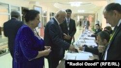 Тажикстандагы референдум
