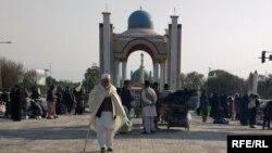 Шаҳри Мазори Шариф, маркази вилояти Балх, рӯзи 14-уми август ба дасти Толибон гузашт