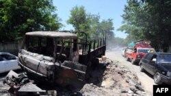 درگیری بین طالبان و نیروهای ارتش پاکستان همچنان ادامه دارد
