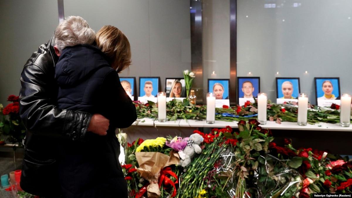 «Рядом с нами был рейс на Киев»: рассказ украинки, которая была в аэропорту Тегерана 8 января