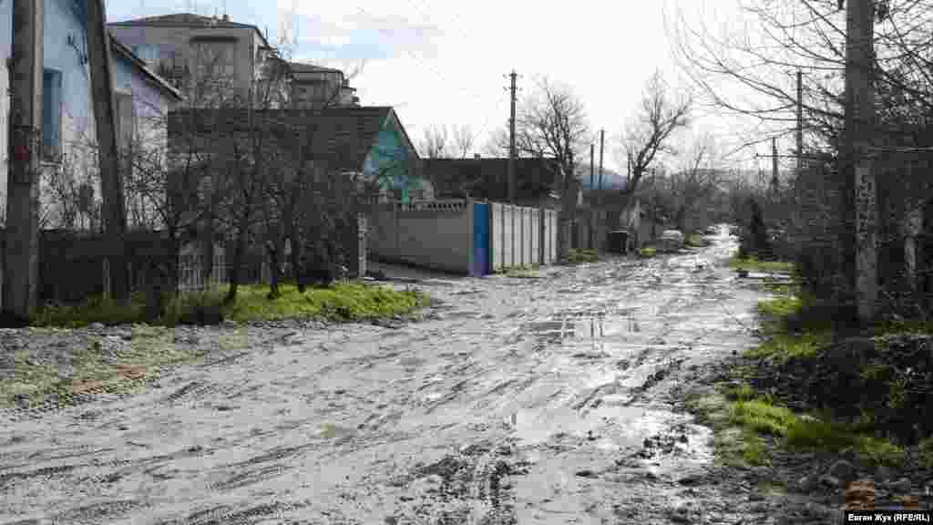 Після дощів більшість вулиць Холмівки розмиваються