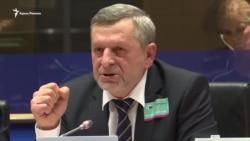 Чийгоз в Европарламенте: аресты в Крыму – это безжалостный террор России (видео)