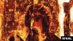Ікона Холмської Богородиці (фрагмент)