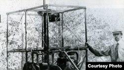 Ігор Сікорський і його перший гелікоптер С-1, 1909 рік
