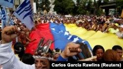 Gotovo svakodnevne demonstracije organizuju se u Venecueli već nedeljama