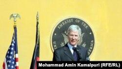 افغانستان: په کابل کې د امریکا سسفیر راین کروکر
