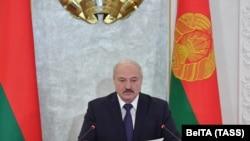 Președintele belarus Alyaksandr Lukașenka