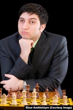Vüqar Həşimov (Foto: Elnur Amikishiyev)