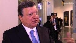 Баррозу: мінські угоди дають надію на краще щодо долі Донбасу