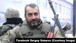 Сергій Назаров, оборонець ДАПу