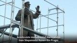 Monumentul unui mareșal sovietic generează tensiuni în Cehia