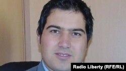 صیام الدین پسرلی کارشناس امور تجارتی و اقتصادی افغان