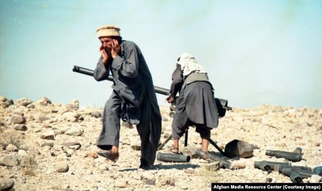 Советское вторжение в Афганистан. Моджахеды