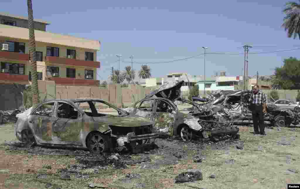 ۳۰ سپتامبر، بغداد