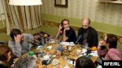 """Свобода в Клубе """"Квартира 44"""", 10 мая 2009 г"""