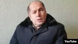 Наимҷон Самиев