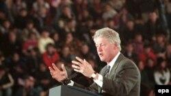 Бывший президент США Билл Клинтон.