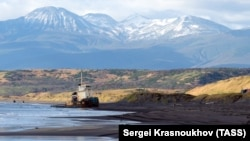 Russia reported that the missile systems were deployed on Iturup, one of the four southernmost Kurile Islands.