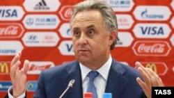 Российский министр спорта Виталий Мутко стал героем интернета, выступая на английском с сильным акцентом