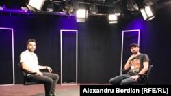 Marius Chivu și Alexandru Bordian
