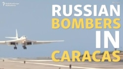 Russian Bombers Spark Diplomatic Dogfight