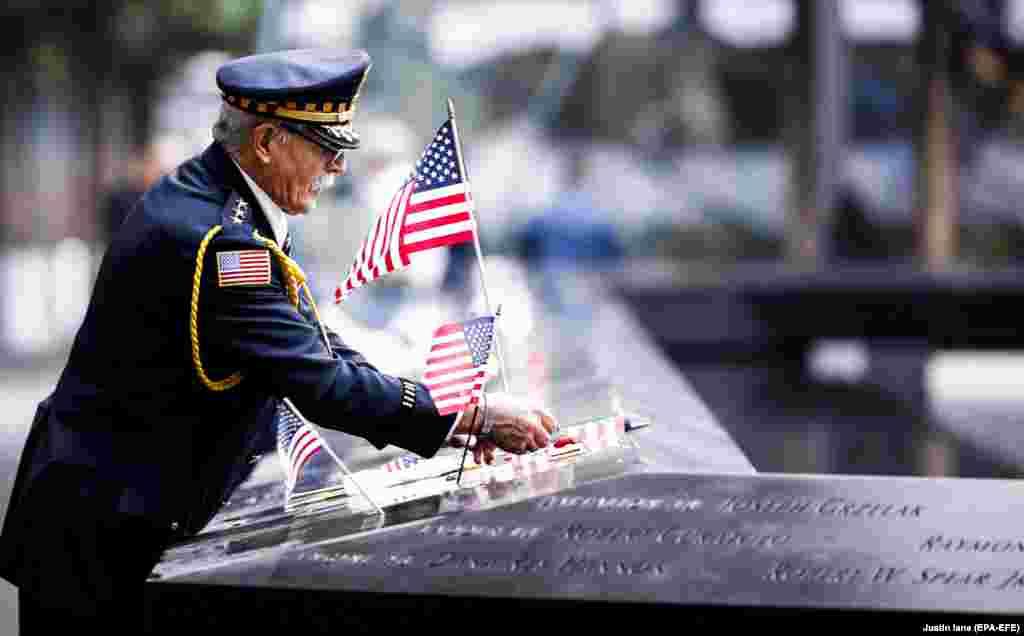 هفدهمین سالگرد حملات تروریستی ۱۱ سپتامبر ۲۰۰۱ به ایالات متحده روز چهارشنبه به وقت آمریکا برگزار شد.