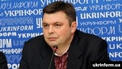 Олесь Городецький.