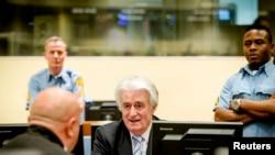 Radovan Karadžić u ICTY 24. marta 2016.