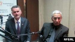 Şamil Sabiroğlu və Əkbər Rüstəmov