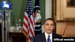President Barack Obama delivered his Norouz message in Washington last month.