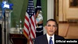 President Barack Obama delivered his Norouz message in Washington last month.